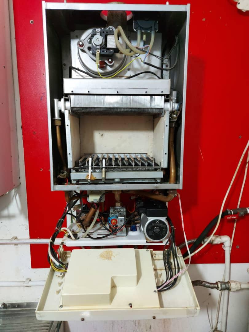 boiler (14)